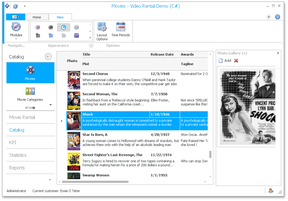 Customizing the Look and Feel or your Windows Forms Applications